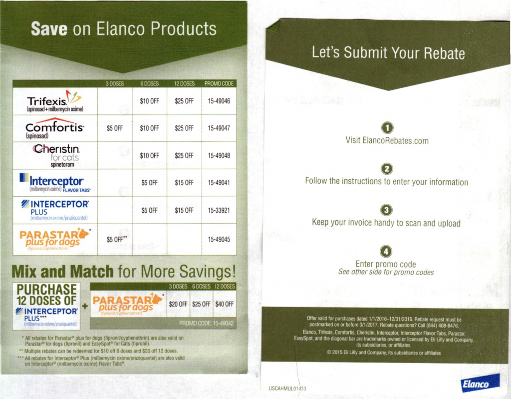 save-on-elanco-products